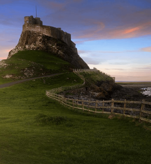 North East England Tourist Guides: Holy Island