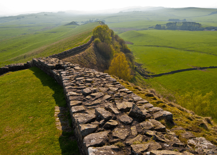 North East England: Northumberland & Hadrian's Wall